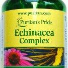 450mg Echinacea Complex 100 Capsules + Burdock Root Elderberry Fruit Cayenne