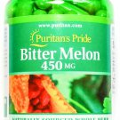 450/900mg Bitter Melon 100 Capsules Momordica Fruit Blood Kidney Liver Support P