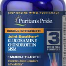Puritan's Pride Double Strength Glucosamine Chondroitin & MSM Joint Soother 120