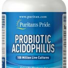 Puritan's Pride Probiotic Acidophilus 250 Tablets