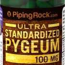 Piping Rock Pygeum Standardized 100 mg 120 Quick Release Capsules