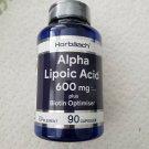Horbaach Alpha Lipoic Acid With Biotin 600 mg 90 Capsules