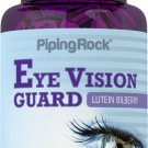Piping Rock Lutein Bilberry Eye Vision Guard + Zeaxanthin 100 Softgels