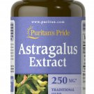 Puritan's Pride Astragalus Extract 250 mg 100 Rapid Release Softgels