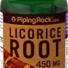 Piping Rock Licorice Root 450 mg 180 Quick Release Capsules
