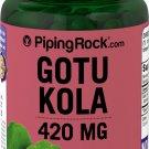 Piping Rock Gotu Kola 420 mg 180 Capsules