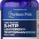 Puritan's Pride 5-HTP 200 mg (Griffonia Simplicifolia) 30 Tablets
