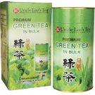 Uncle Lee's Tea Premium Green Tea in Bulk 4.23 oz Pwdr.