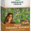 Organic India Tulsi Turmeric Rooibos Tea 18 Bag(S).