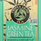 Triple Leaf Tea Jasmine Green Tea 20 Bag(S).