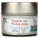 Gustus Vitae Taste of Thailand 1.4 oz Flakes.