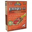 Food For Life Ezekiel 4:9 Sprouted Grain Crunchy Cereal - Original 16 oz Box.