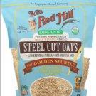 Bob's Red Mill Organic Steel Cut Oats 24 oz Pkg.