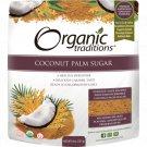 Organic Traditions Coconut Palm Sugar 8 oz Pkg.