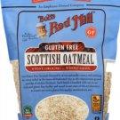 Bob's Red Mill Gluten Free Scottish Oatmeal 20 oz Pkg.