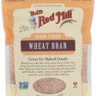 Bob's Red Mill High Fiber Wheat Bran 8 oz Pkg.