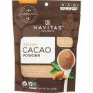 Navitas Organics Organic Cacao Powder 8 oz Pkg.