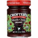 Crofter's Premium Spread Morello Cherry 10 oz Jar.