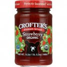 Crofter's Premium Spread Strawberry 16.5 oz Jar.