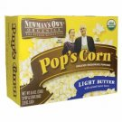 Newman's Own Organics Pop's Corn Light Butter 3 Bag(S).