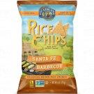 Lundberg Family Farms Rice Chips Santa Fe Barbecue 6 oz Pkg.