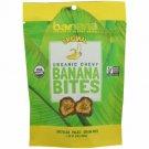 Barnana Organic Chewy Banana Bites - Original 3.5 oz Pkg.