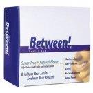 Eco-Dent Between! Dental Gum Sugar Free Cool Mint 12 Pack(S).