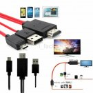 HOT SALE Universal Android Phone MHL Micro USB to HDMI 1080P HD TV Cable Adapter