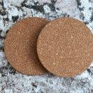 Cork Kitchen Hot Pads - Set of 2!