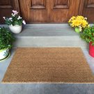 Extra Large Latex-backed 100% Coir Door Mat