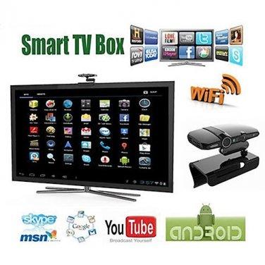 Watch Television Worldwide with Mr.T's Smartbox - Edmonton, Alberta Canada