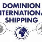 Dominion International Shipping - Toronto, ON Canada