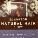 2016 Edmonton Natural Hair Show - Alberta, Canada