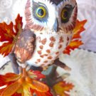 LENOX OWL SAW WHET OWL LENOX CHINA