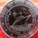 VINTAGE EXHIBITION COIN NEW ORLEANS TOKEN