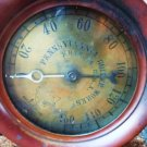 PENNSYLVANIA BOILER WORKS VINTAGE GAUGE INDUSTRIAL GAUGE SMITHSONIA