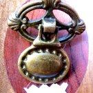 VICTORIAN DRAWER PULL CENTURY HARDWARE CABINET BRASS DOOR DROP PULL ORNATE