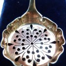 HENRY ATKINS STERLING SPOON SIFTER SUGAR SPOON