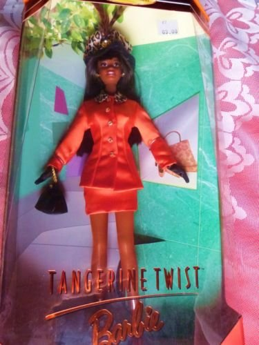 BARBIE TANGERINED TWIST 1997 BARBIE 17860