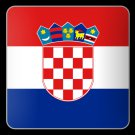 Croatia map for GeoNet and CityGuide