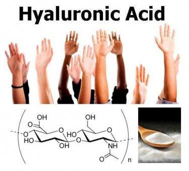 Purest grade Hyaluronic Acid Powder 5g � make your own serum and creams