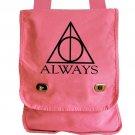 Always Harry Potter Pink Messenger Bag
