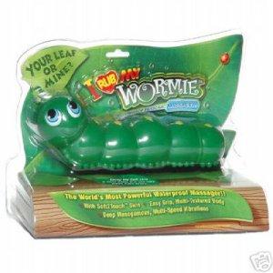 I RUB MY WORMIE GREEN