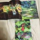 The Secret World of Arietty Studio Ghibli Hayao Miyazaki anime movie guide and poster