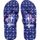 Hannah Montana Flip Flop Sandals~Black Size Extra Large