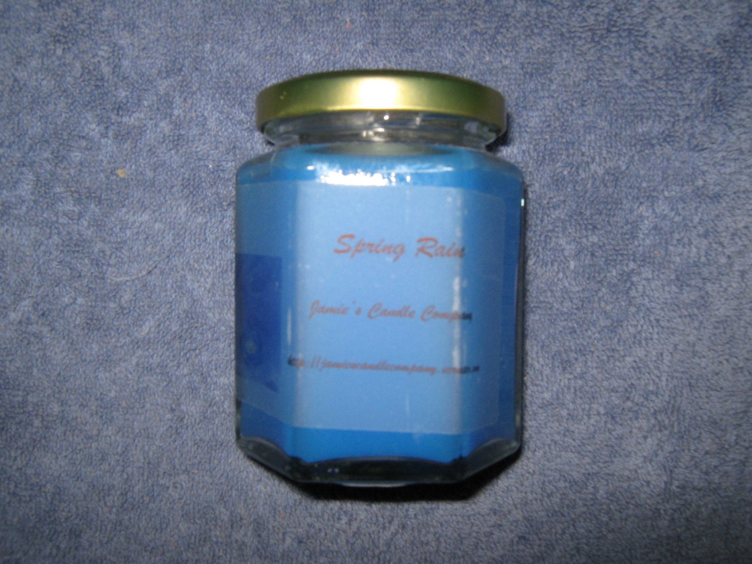 9 Ounce Hexagon Jar Candle Of The Month Package