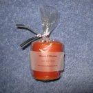 Mimosa & Mandarin Votive Candle