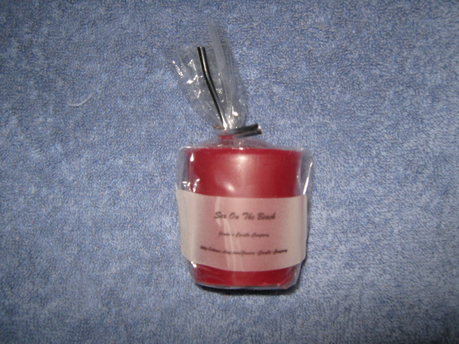 Sex on the Beach Votive Candle