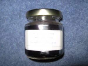 Blueberry Cobbler 4 Ounce 12 Sided Classic Jar Candle