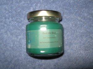 Fresh Cut Grass 4 Ounce 12 Sided Classic Jar Candle
